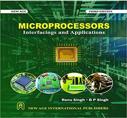 Microprocessors Interfacings and Applications