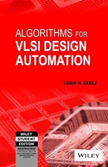 Algorithms Vlsi Design Automation