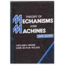 Theory Of Mechanism An Machines