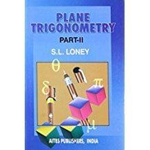 Plane Trignometry Part - 1