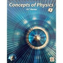 Concepts Of Physics  Vol-1