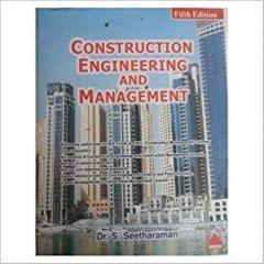 Construction Engg. & Management