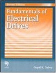 Fundamentals Of Electrical Drives Ed.2
