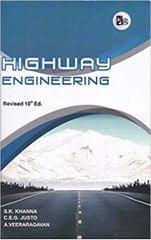 Highway Engg.  Ed.10