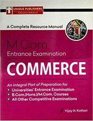 M.Com. Commerce