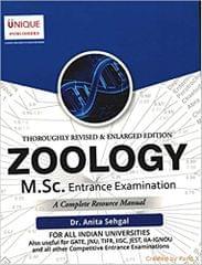 M.Sc. Entrance Examination Zoology