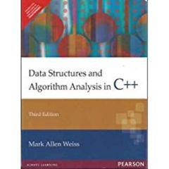 Data Structures & Algorithm Analysis In C++ Ed.3