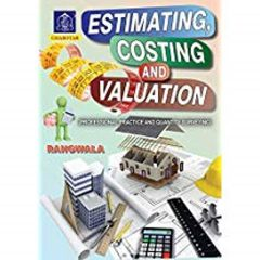Estimating, Costing & Valuation