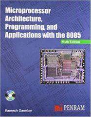 Microprocessor Architecture Prog. & Appns. With 8085 Ed.6