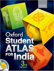 Oxford Student Atlas For India Ed.3