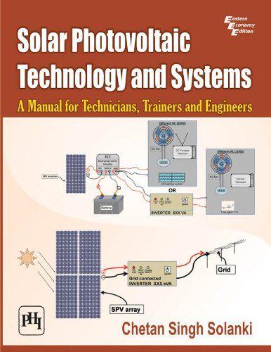 Solar Photovoltaic Technology & Systems