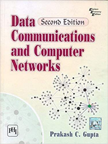 Data Commns. & Computer Networks Ed.2