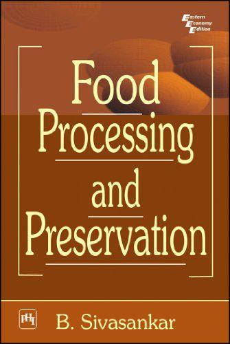 Food Processing & Preservation