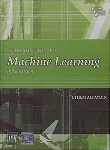Intro To Machine Learning Ed-3