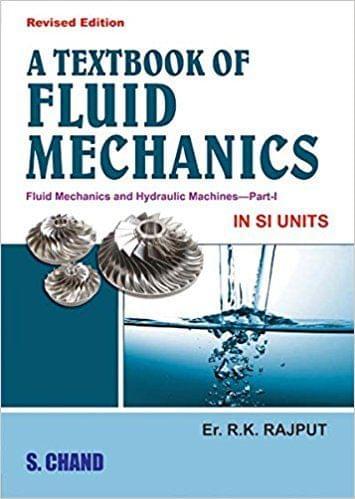 A Text. Book  Of Fluid Mechanics & Hyd. Machines