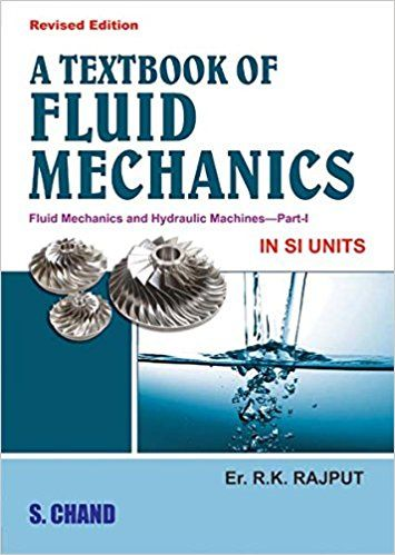 A Text Book Of Fluid Mechanics