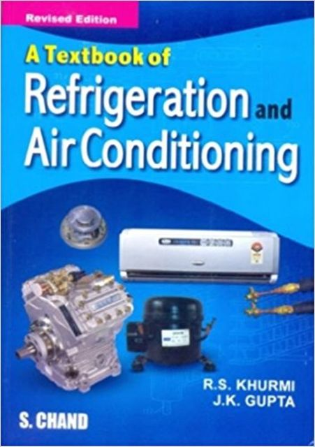 A Text Book Of Refrigeration And Aircondition