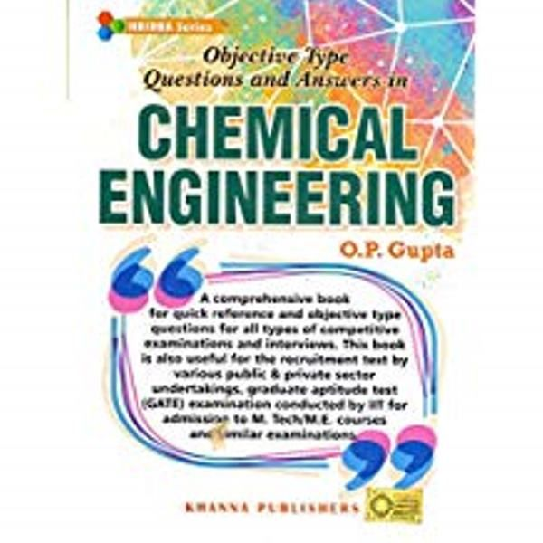 Chemical Engg. - Objective Type