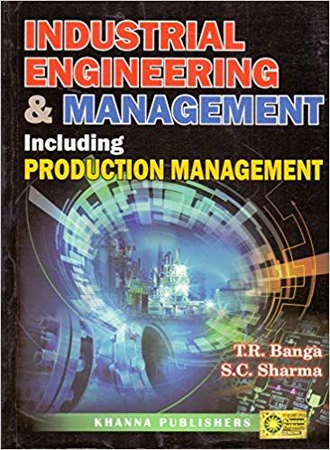 Industrial Engg. & Management