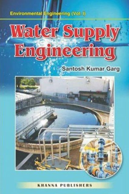 Water Supply Engg. Vol.1