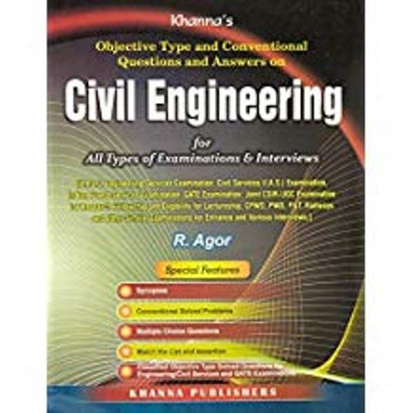 Civil Engg. (Objective Type)