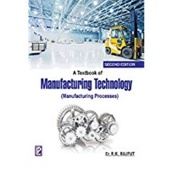 A T. B. Of Manufacturing Technology