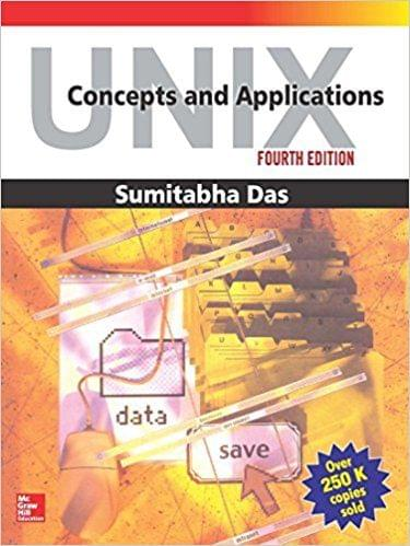 Unix Concepts & Applns Ed.4