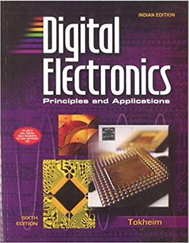 Digital Electronics & Principles W/Cd