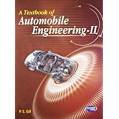 T.B. Of Automobile Engg. Vol.2