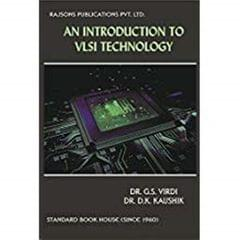 An Intro. To Vlsi Technology