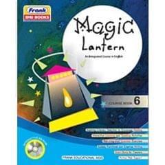 Frank Magic Lantern (Coursebook of English) for Class 6
