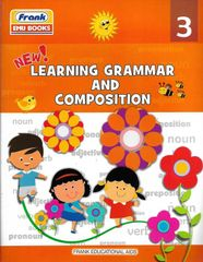 FRANK, NEW LEARNING GRAMMAR AND COMPOSITION CLASS - 3