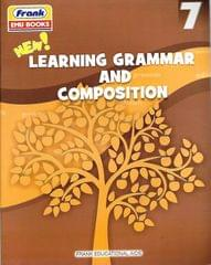 FRANK, NEW LEARNING GRAMMAR AND COMPOSITION CLASS - 7