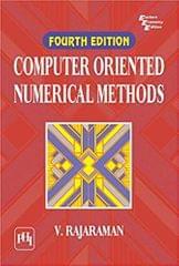 Computer Oriented Numerical Methods Ed.4