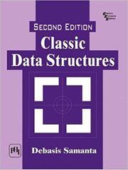 Classic Data Structures Ed.2