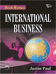 International Business Ed-6