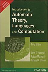 Intro To Automata Theory Lang & Computation