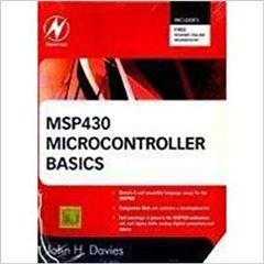 Msp430 Micro Controller Basics