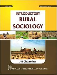 Introductory Rural Sociology