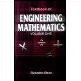 Textbook of Engineering Mathematics