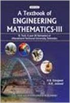 A Textbook of Engineering MathematicsIII (UTU)