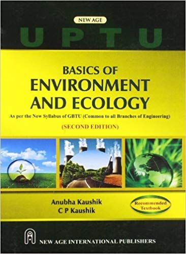 Basics of Environment and Ecology (UPTU)