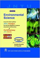 Environmental Science JNTU (Anantpur)