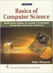 Basic of Computer Science (T.N. Diploma)