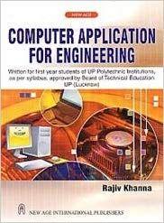 Computer Application for Engineering (U.P. Diploma)