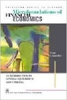Microfoundations of Financial Economics
