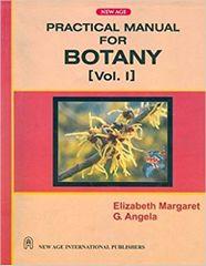 Practical Manual for Botany Vol  I