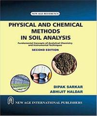 Physical and Chemical Methods in Soil Analysis