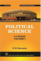 Political Science (+2 Stage) Vol1