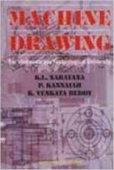 Machine Drawing (VTU)